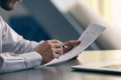 allianz lebensversicherung vertrag wird gelesen