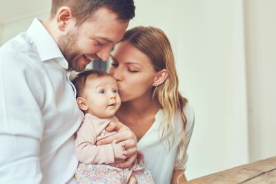 Risikolebensversicherung schützt Familie